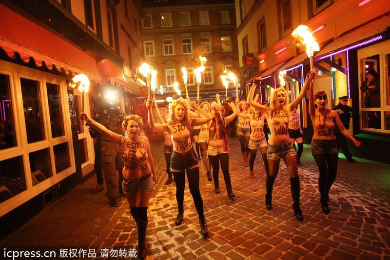 prostitutas muertas prostitutas alemania