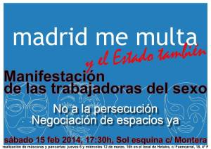 madrid me multa