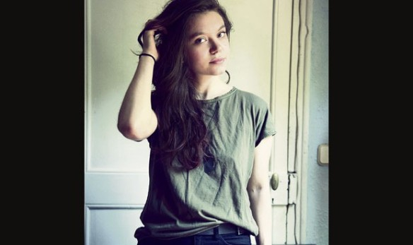 Natalia Ferrari. Foto: Nico Bertrand
