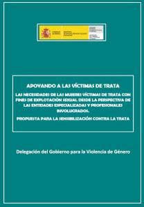 Apoyando a las víctimas de trata