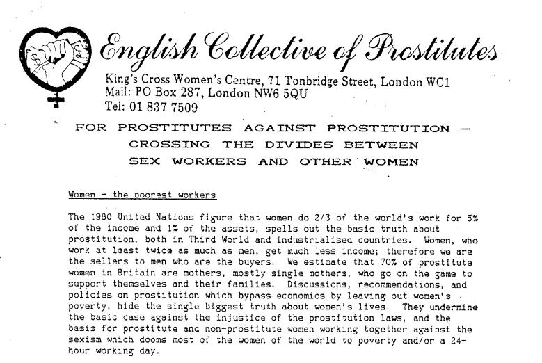 tipos de prostitutas gravando prostitutas