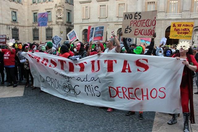 proyecto de intervencion con prostitutas derechos de las prostitutas